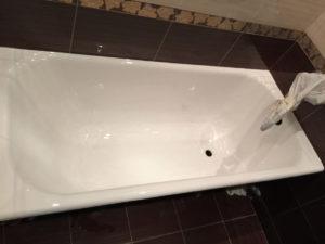 Восстановление ванны 1,5 м МосГорВанна