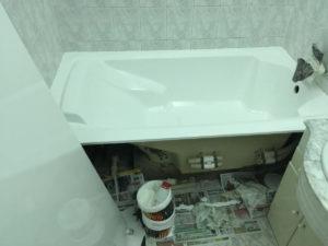 Восстановление ванны 1,7 м